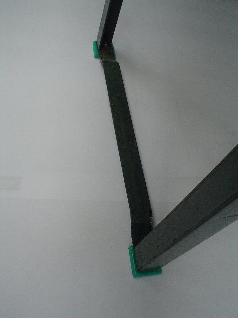 Bodenschoner f Biertischgarnitur im Set schwarz